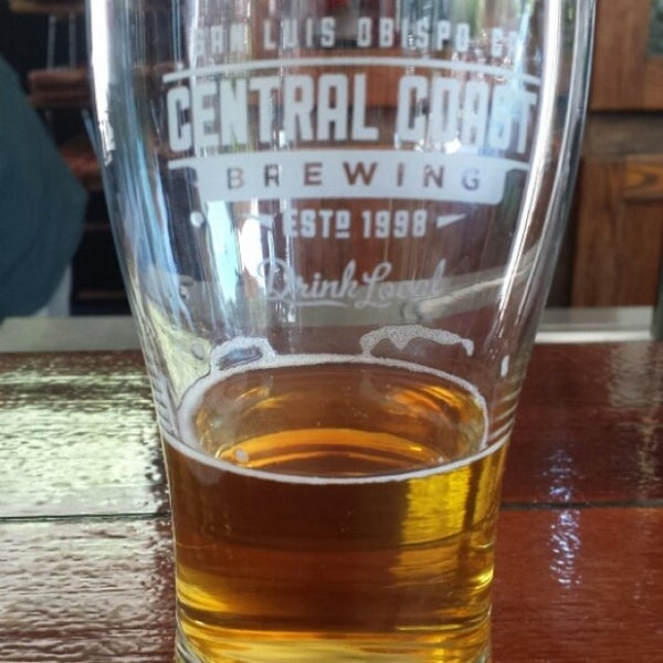 Photo taken at Central Coast Brewing by Jeramie B. on 9/24/2015