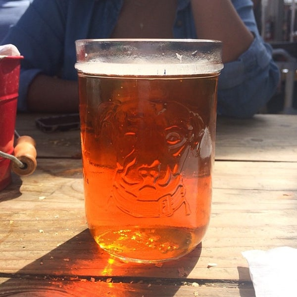 Photo taken at Lagunitas Brewing Company by armand g. on 3/15/2014