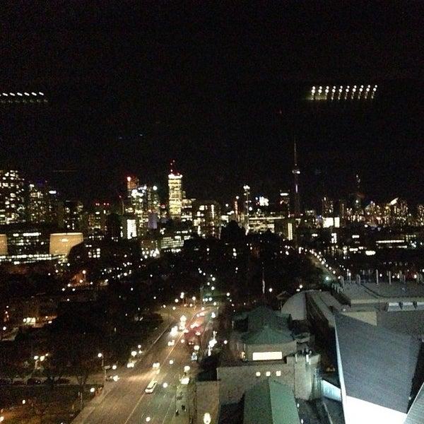 Photo taken at Park Hyatt Toronto by Joshua D. on 4/27/2013