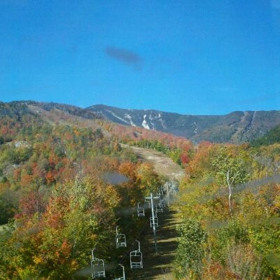 Photo taken at Whiteface Mountain by Colin J. on 10/8/2011