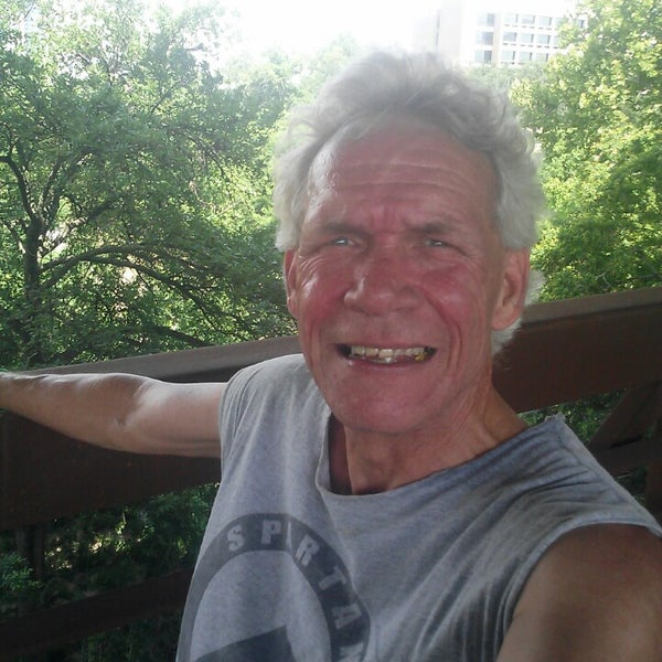 Photo taken at Memorial/Allen Parkway Trails by Robert B. on 5/27/2013