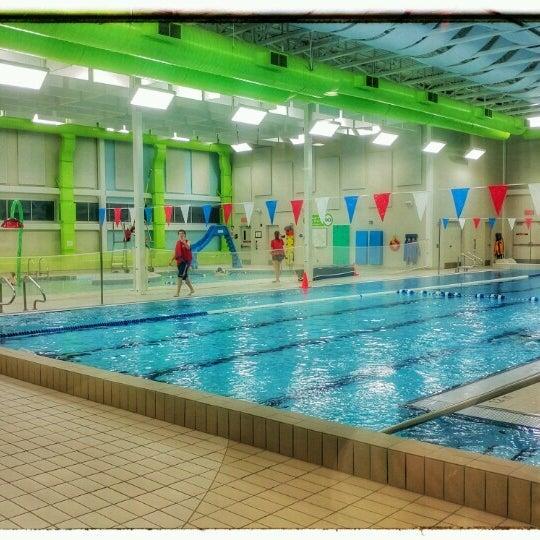 Complexe sportif multidisciplinaire de l 39 ancienne lorette for Ancienne lorette piscine