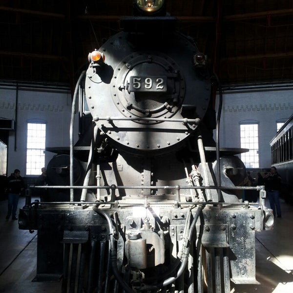 Photo taken at B & O Railroad Museum by Chris H. on 2/17/2013