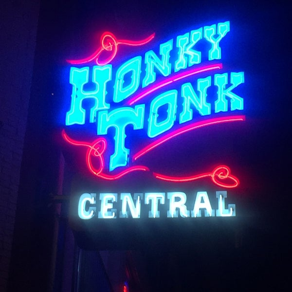 Photo taken at Honky Tonk Central by Chuck N. on 6/25/2015