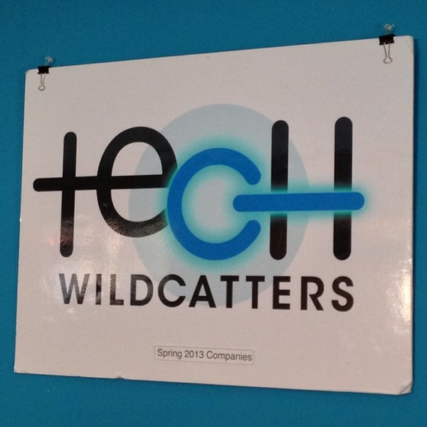 Photo taken at Tech Wildcatters (The Tech Church) by Michael S. on 4/19/2013