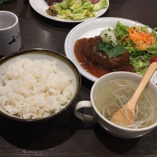 Photo taken at Gyutan Rikyu by 枇杷ちゃん on 5/22/2016