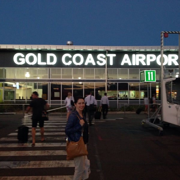 Photo taken at Gold Coast Airport (OOL) by Dean C. on 3/6/2014