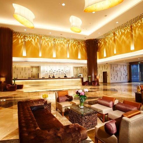 广州中心皇冠假日酒店 Crown Plaza Guangzhou City Centre Hotel