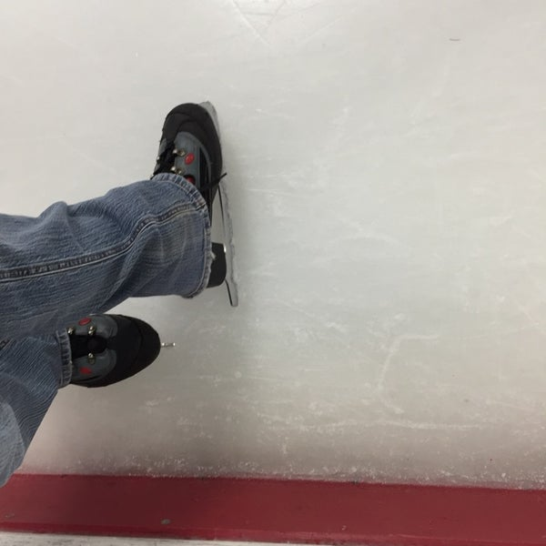 Photo taken at San Diego Ice Arena by Linda S. on 11/24/2014