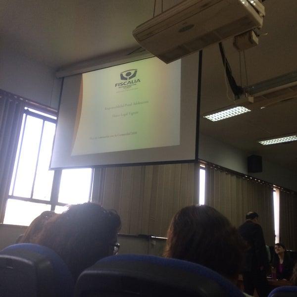 Photo taken at Municipalidad de San Bernardo by Robert R. on 10/7/2016