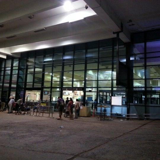 Photo taken at Dabolim Goa International Airport (GOI) by dipika r. on 1/2/2013