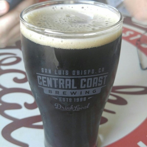 Photo taken at Central Coast Brewing by Steven G. on 9/9/2016