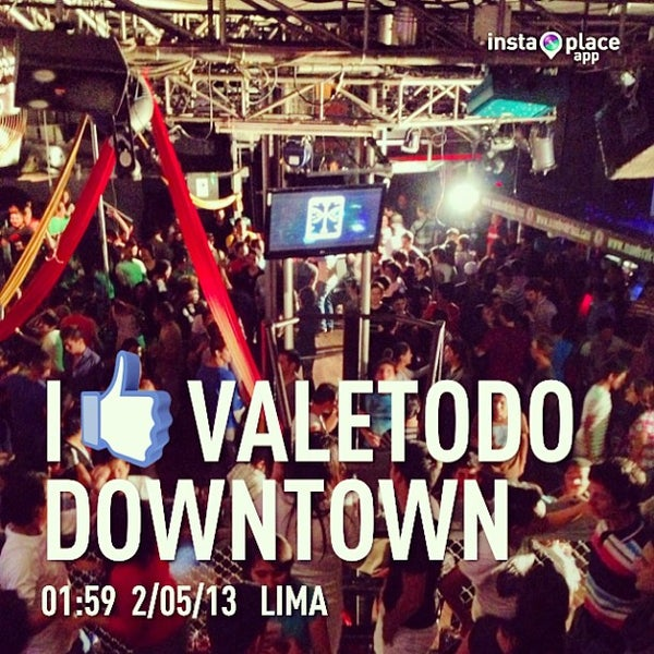 Photo taken at ValeTodo Downtown by Salvador R. on 5/2/2013
