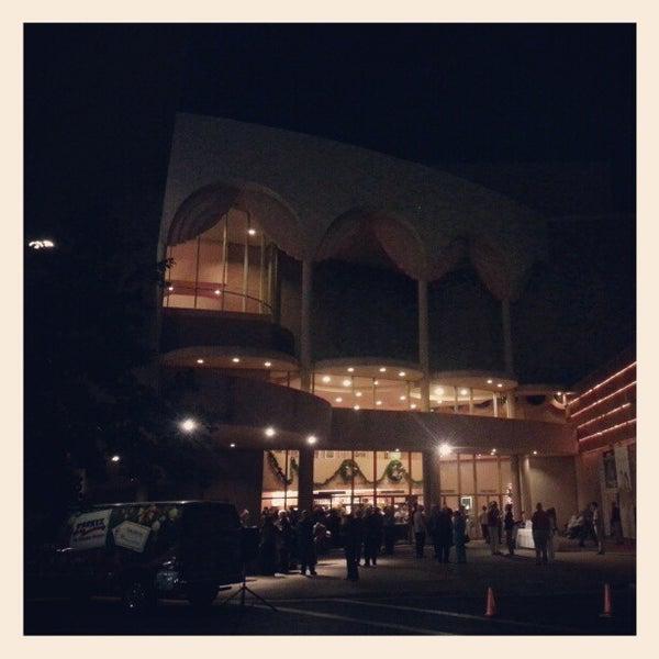Photo taken at ASU Gammage by lafinguy on 11/28/2012