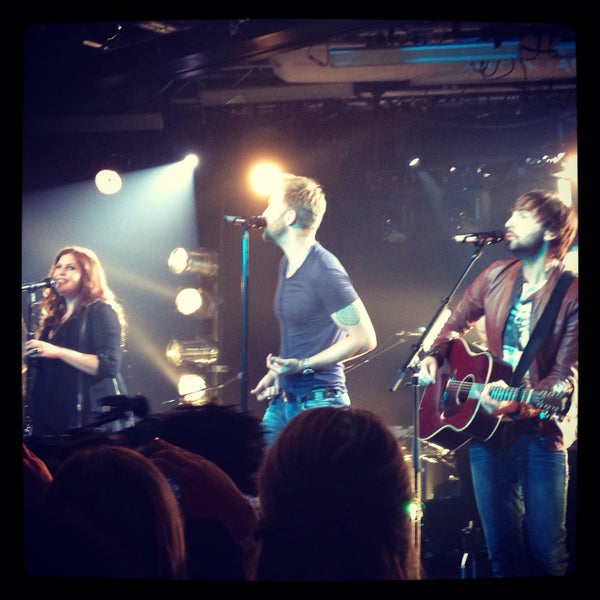Photo taken at iHeartRadio Theater by Kathleen B. on 5/9/2013
