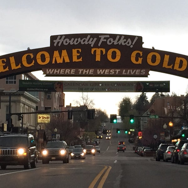 Photo taken at Golden, CO by John C. on 4/21/2015
