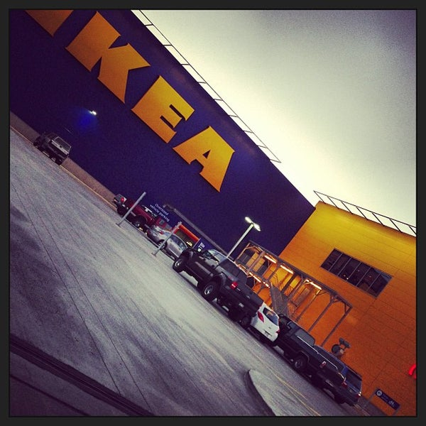 Photo taken at IKEA by Andrew H. on 7/23/2013