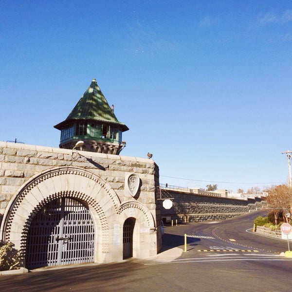 Photo taken at Folsom State Prison (FSP) by Toni R. on 1/1/2014