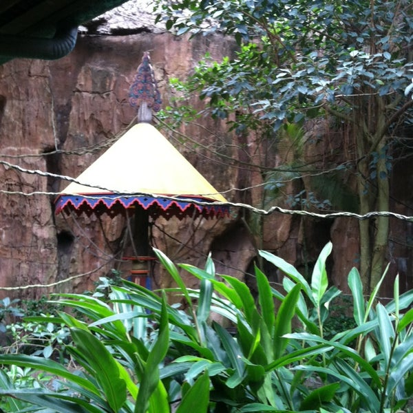 Photo taken at Maharajah Jungle Trek by Holly on 2/15/2014