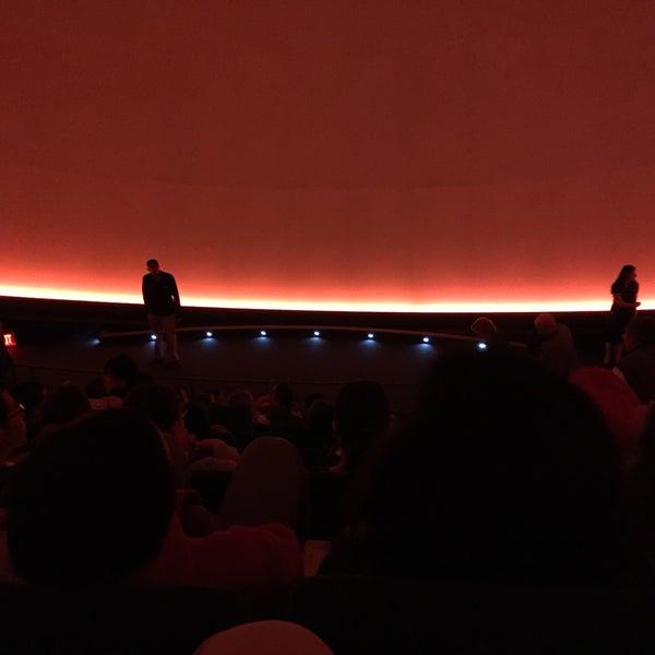 Photo taken at Morrison Planetarium by Tim Changhyun N. on 10/18/2015
