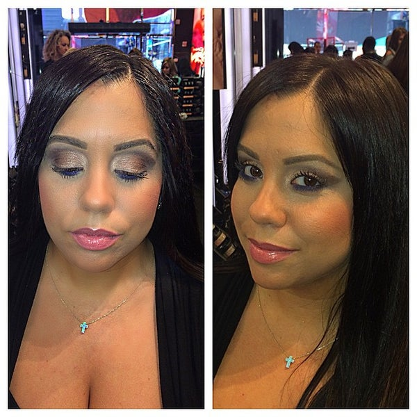 Photo taken at MAC Cosmetics by Charlie H. on 5/21/2015