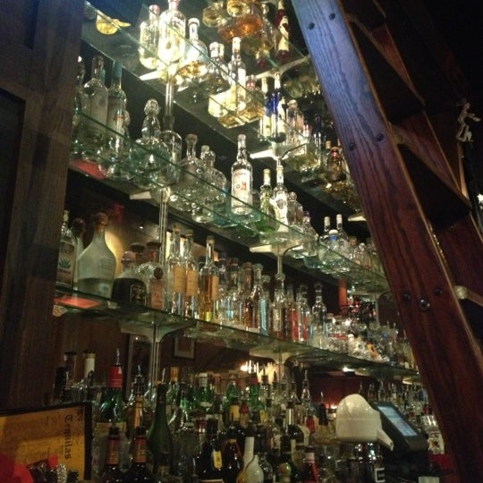 Photo taken at Barrio Tequila Bar by Enos C. on 12/9/2012