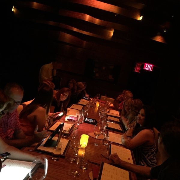 Photo taken at STACK Restaurant & Bar by Rob M. on 5/22/2015
