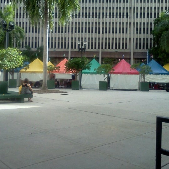 Photo taken at Miami Dade College Wolfson Campus by Mahogany H. on 11/17/2012