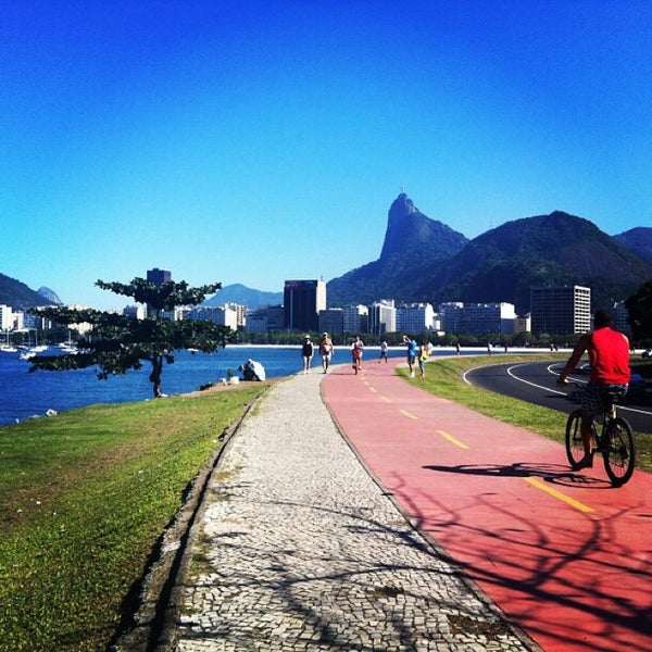 Photo taken at Aterro do Flamengo by ! Eng: Mohammad A. on 7/6/2014