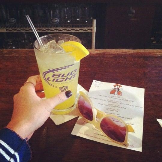 Photo taken at Stillwater Bar & Grill by Janie Y. on 10/20/2012