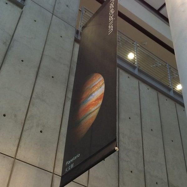 Photo taken at Morrison Planetarium by Kim D. on 6/27/2014