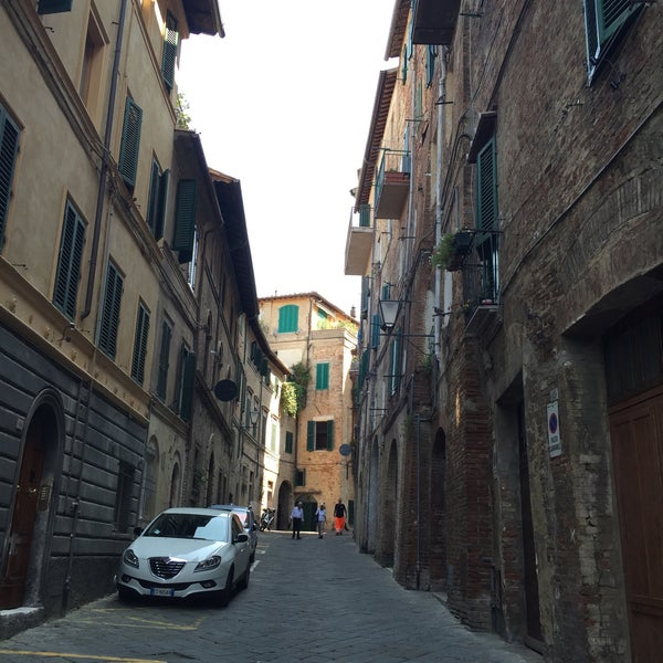 Photo taken at Siena by Elif K. on 7/24/2015