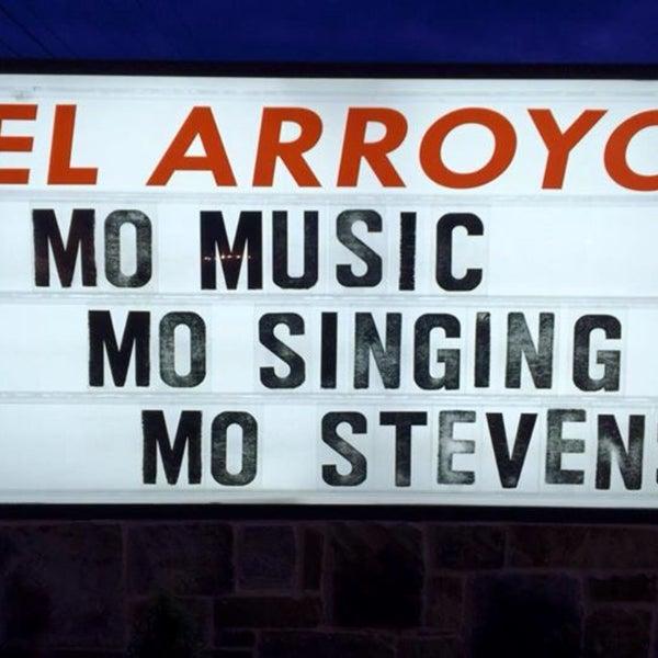 Photo taken at El Arroyo by Stewart O. on 8/14/2015