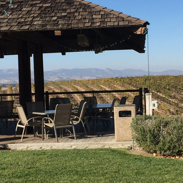 Photo taken at Eberle Winery by Debbie M. on 11/19/2015