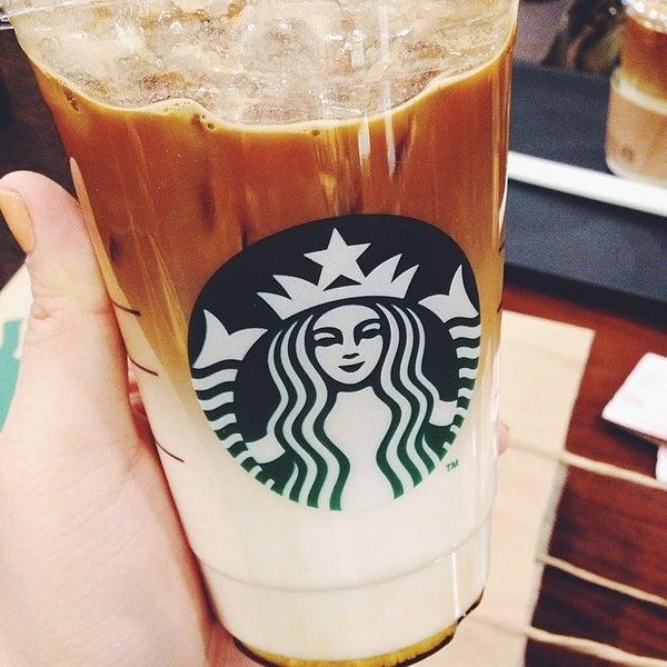 Photo taken at Starbucks by Lee Sangmi on 3/11/2014