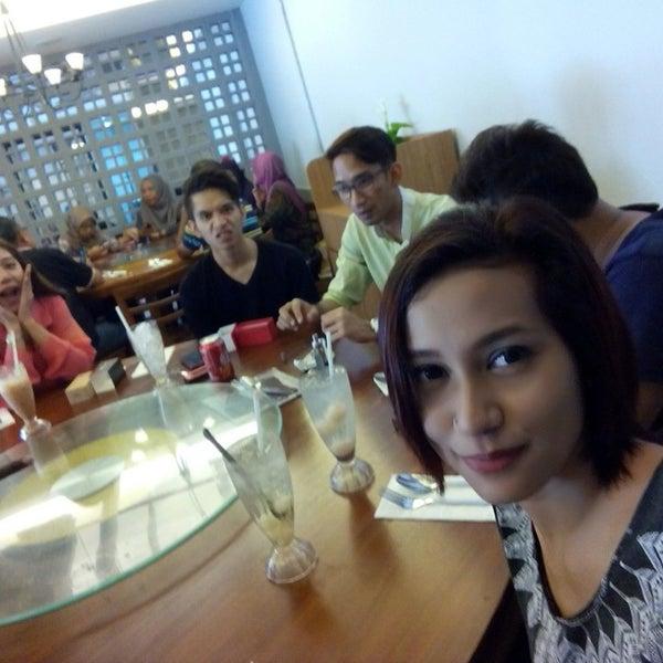 Photo taken at Homst Restaurant by Eva N. on 5/1/2015