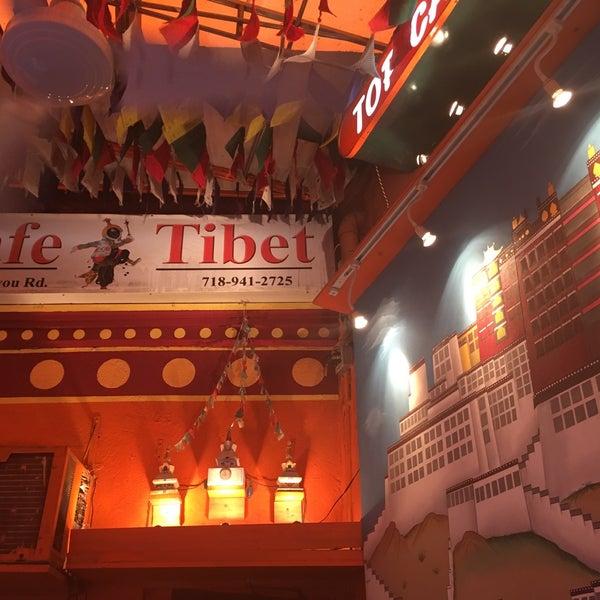 Photo taken at Cafe Tibet by Ken P. on 7/25/2016