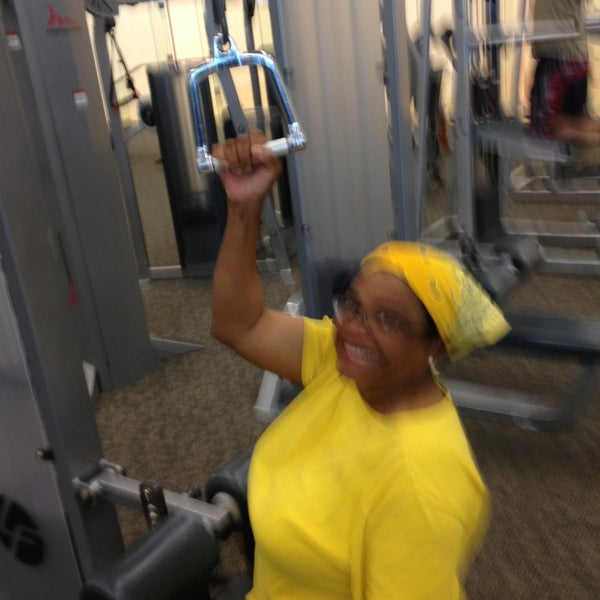 Photo taken at LA Fitness by Moor  Of Dundee L. on 5/24/2013