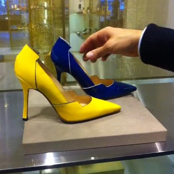Photo taken at Barneys New York by Visual T. on 3/13/2013