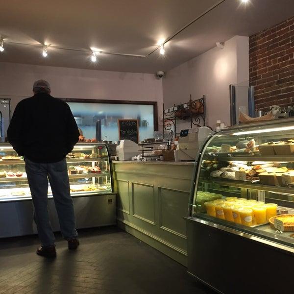 Photo taken at Almondine Bakery by Skye&Raine on 11/28/2015