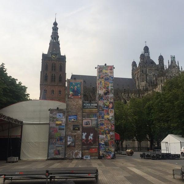 Photo taken at Festivalplein Theaterfestival Boulevard by Ivo V. on 8/3/2015