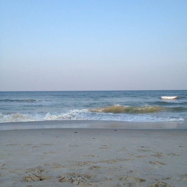 Photo taken at Carolina Beach by Gretchen B. on 8/6/2014
