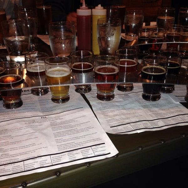 Photo taken at 10 Barrel Brewing by Sara T. on 10/25/2013