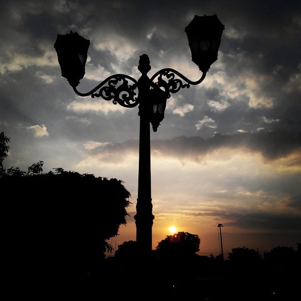 Photo taken at Alun - Alun Lor by Andga R. on 6/21/2015