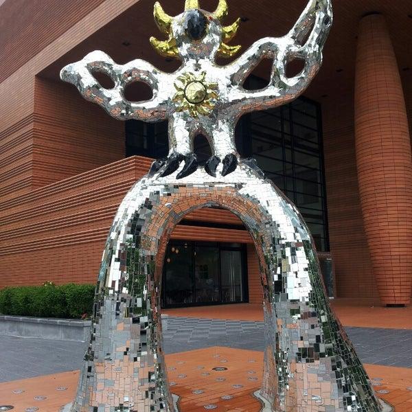Photo taken at Bechtler Museum of Modern Art by Vicki K. on 5/6/2013