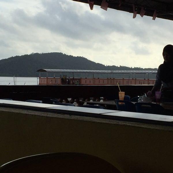Photo taken at Tanjung Dawai by Fathi M. on 9/18/2016