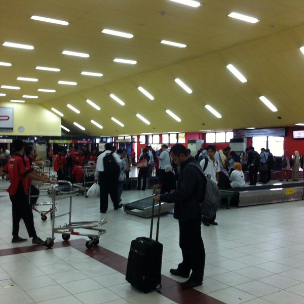 Photo taken at Polonia International Airport (MES) by Budi H. on 4/22/2013