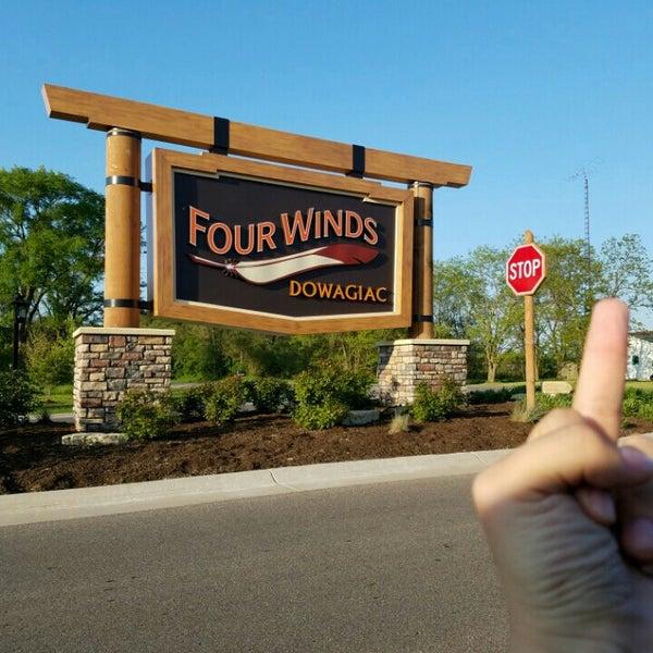 Four winds casino dowagiac mi