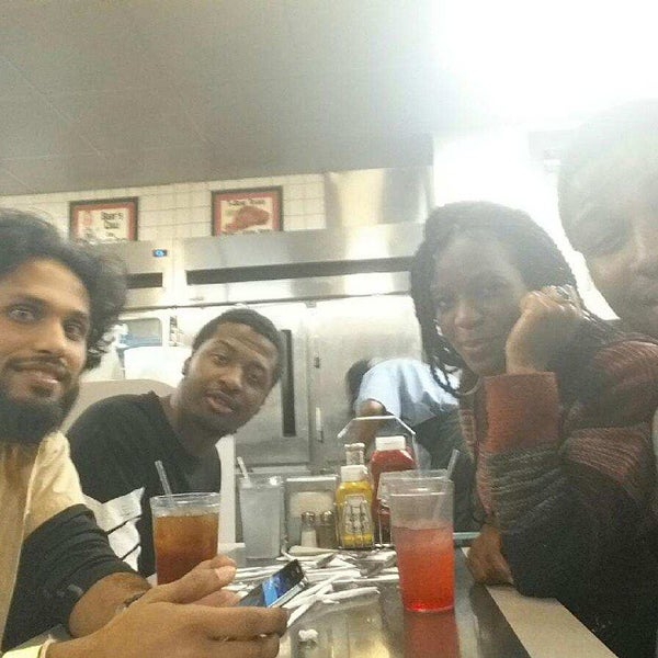 Photo taken at Waffle House by Washim W. on 3/8/2015