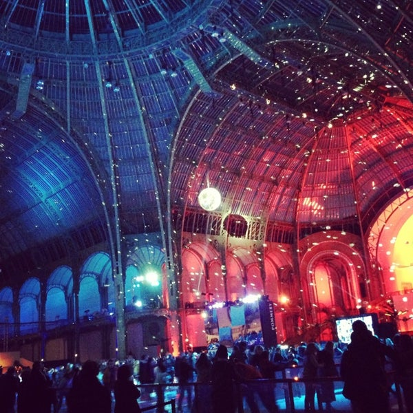 Photo taken at Grand Palais by Guillaume S. on 12/30/2012